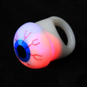 FLASHING HALLOWEEN NOVELTIES